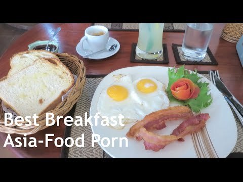 Best Breakfast in Asia - Le Banneton, Vientiane, Laos - Jan