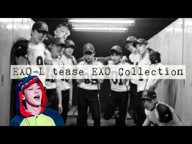 EXO-L tease EXO Collection