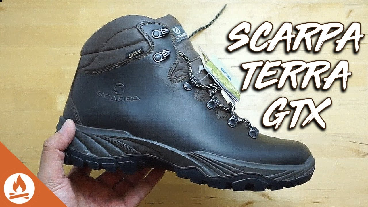 Scarpa Terra GTX Unisex Shoes
