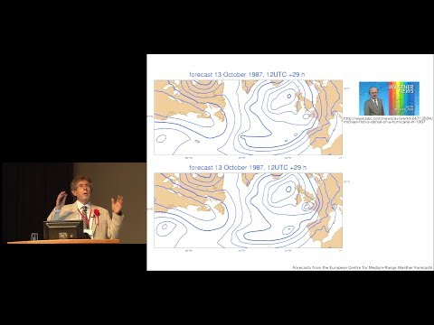 4th KUIP Symposium [Earth and Planetary Sciences, Astronomy and Astrophysics] Tim Palmer