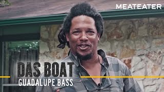 Das Boat Episode 2: Alvin Dedeaux and Jesse Griffiths Target Guadalupe Bass