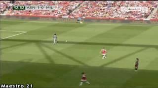 Flamini vs. Arsenal - 31-7-2010