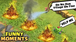 Clash of Clans: Funny Moments Trolls Compilation (10+ Minute Compilation - #21-30)| COC Montage