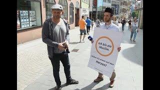 Zum Islam konvertiert | Haben Sie eine Frage?