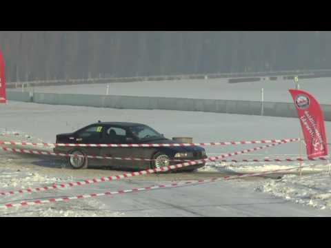 1 Królewski Winter Cup 2017 - Michał Godusławski - BMW e36 318S  | MaxxSport |