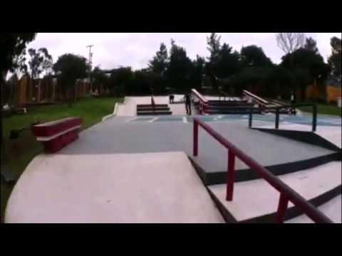Alejandro Lamar fun lines in #TemploMayorSkatepark