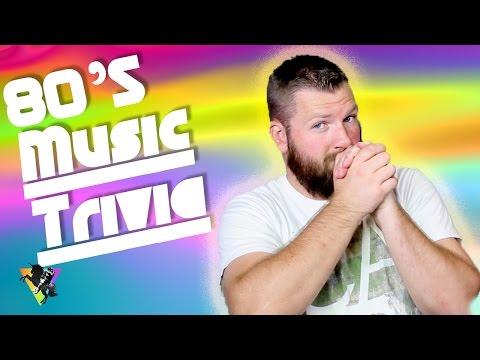 80s Music Quiz Game