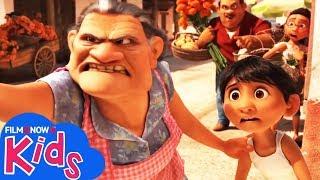 COCO | Tutte le più belle clip e trailer compilation dell'animazione Disney Pixar
