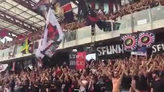 Ultras •FOGGIA• a Cesena