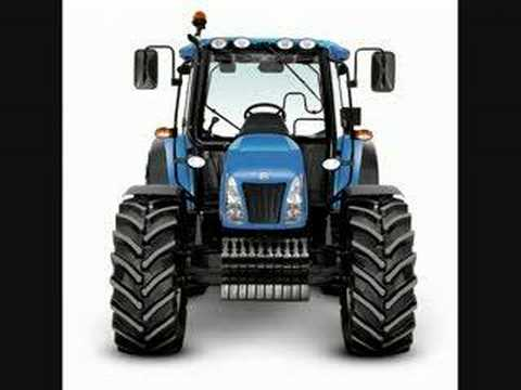 new holland t5000 tractor youtube. Black Bedroom Furniture Sets. Home Design Ideas