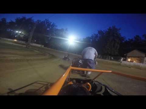 Jax Yohn Racing - Shellhammers Speedway - June 25, 2016 - Feature Race #2
