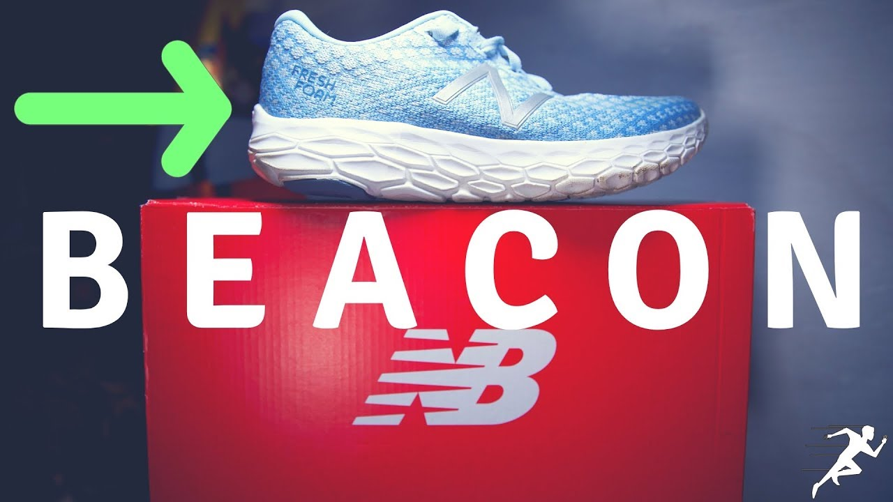 941153a3969 New Balance Fresh Foam Beacon Full Review