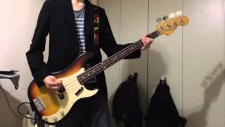 ASIAN KUNG-FU GENERATION 未来の破片 Bass Cover