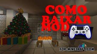 COMO BAIXAR MODS(MINECRAFT PS4)