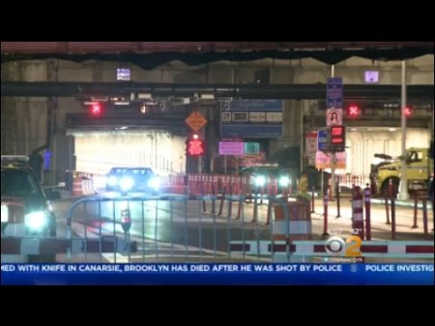 Cashless Tolls At Hugh L. Carey Tunnel