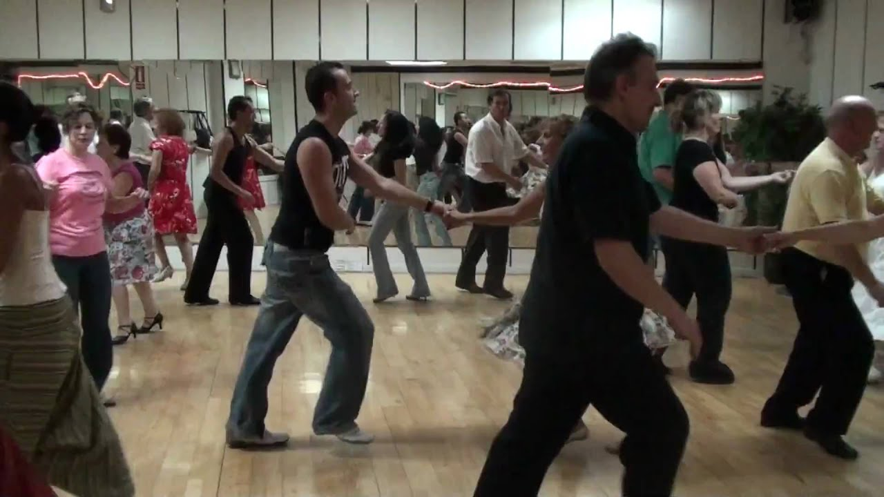 Bailes De Salon Rock And Roll Clases De Baile De Salon En Madrid Clase De Rock And Roll