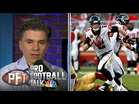 Will continuity help Atlanta Falcons in unusual offseason? | Pro Football Talk | NBC Sports
