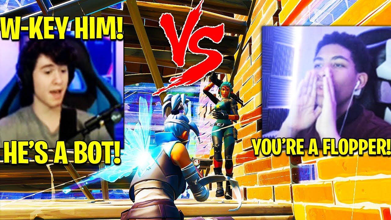 BUGHA vs UNKNOWN *TOXIC* 1v1 in CASH CUP! (Fortnite Season 3)