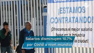 México, Israel y Francia rompen la regla global que indica que la disminución del empleo a causa de las medidas de confinamiento ha sido mayor en mujeres con relación a los hombres