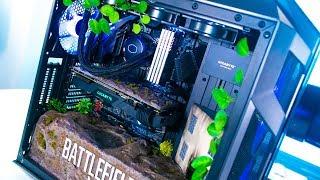مجنون RTX مخصص الألعاب PC بناء الفاصل الزمني المعركة 5 موضوع