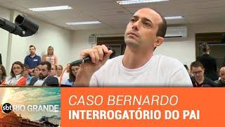 Interrogatório do pai de Bernardo, Leandro Boldrini - SBT Rio Grande - 14/03/19
