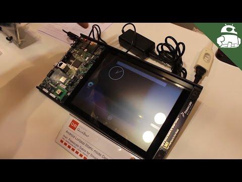 For hardware gurus: Android QuickBoot demo [ARM TechCon 2015]
