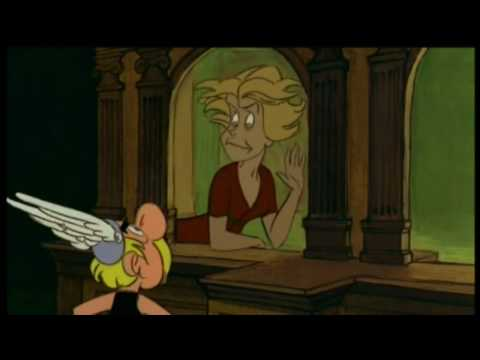 The 12 Tasks of Asterix: The Place That Sends You Mad widescreen