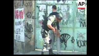 Police operation to end war between authorities and gangs