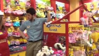 "Building ""rosie"" At Build-a-bear With Walden 360"