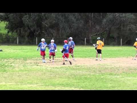Eltham v Camberwell State League Lacrosse (7 min)