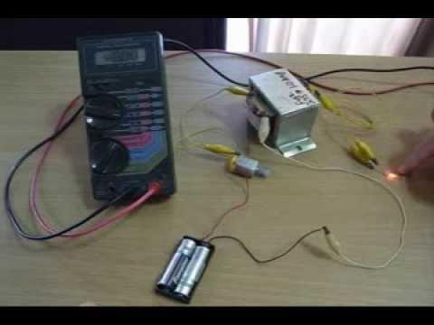 Free Energy Inverter? - You Decide