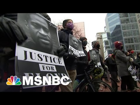 With Trump Gone, BLM Is Winning Key Police Battles In 2021 I MSNBC