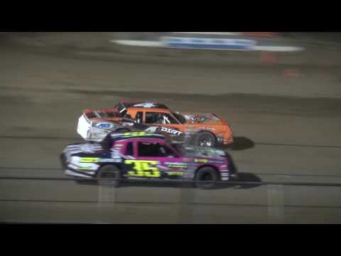 IMCA Hobby Stock feature Independence Motor Speedway 5/13/17