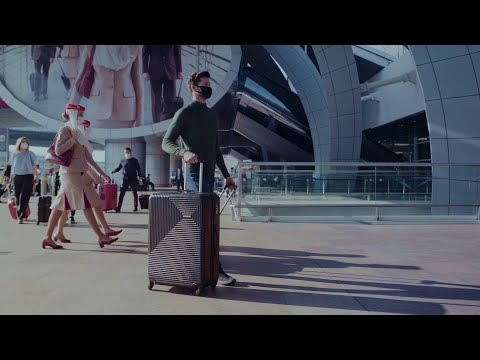 Emirates' smart contactless journey at DXB | Emirates Airline