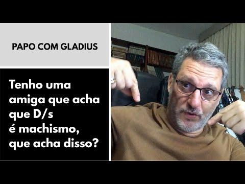 119/11 - Tenho uma amiga que acha que D/s é machismo, que acha disso?