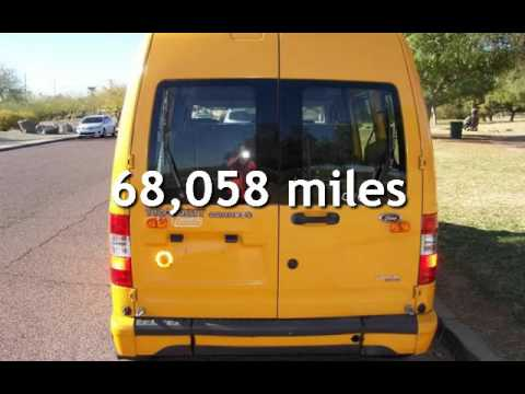 7c27b3bb52 2012 Ford Transit Connect Wheelchair for sale in Phoenix