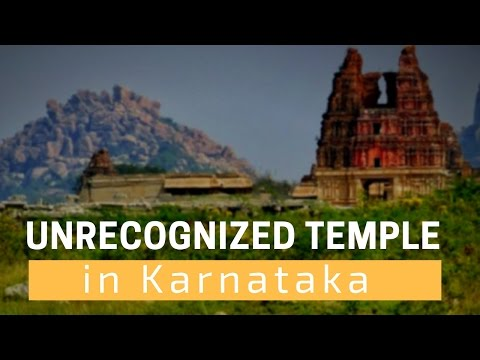 UNRECOGNIZED TEMPLE in Karnataka ( INDIA ) - Visit