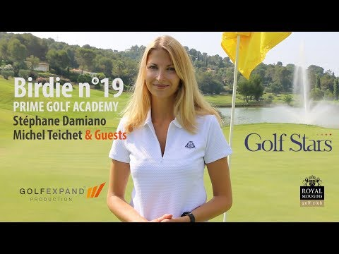 Série Birdie n°19 - Royal Mougins Golf Club - Prime Golf Academy