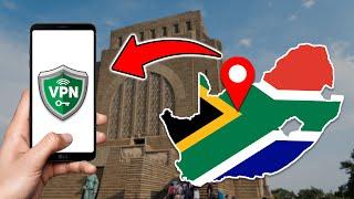 3 Best VPNs f๐r South Africa - Super Fast & Secure