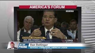 Dan Dellinger - National Commander of American Legion