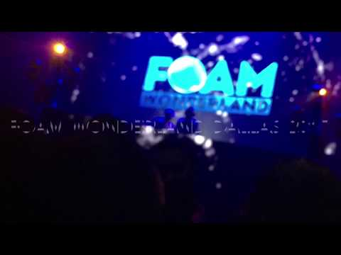 DJ Carnage @ Foam Wonderland Dallas 2017