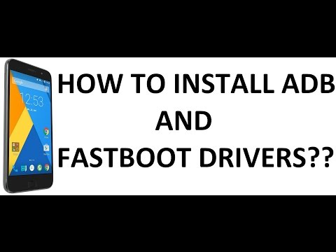 [HOW-TO] INSTALL ADB AND FASTBOOT DRIVERS   D Tech Terminal