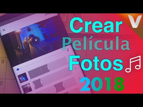 Crear un Video com Fotos y Videos + Musica Gratis 2018 (Inteligencia Artificial)