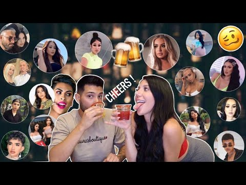 TRYING YOUTUBERS FAVORITE DRINKS