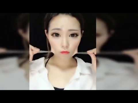 ASIAN MAKEUP TRANSFORMATIONS! #MAKEUPCHALLENGE #ASIAMAKEUPCHALLENGE