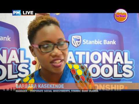 Stanbic bank launches 2018 Secondary Schools' Competition