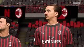 AC Milan vs Verona | Serie A - Round 22 | My prediction | Camera Pro | PS4 Pro | Full Match