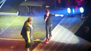 Justin Bieber and Sean Kingston Eenie Meenie - Live - Tulsa, OK at BOK Center