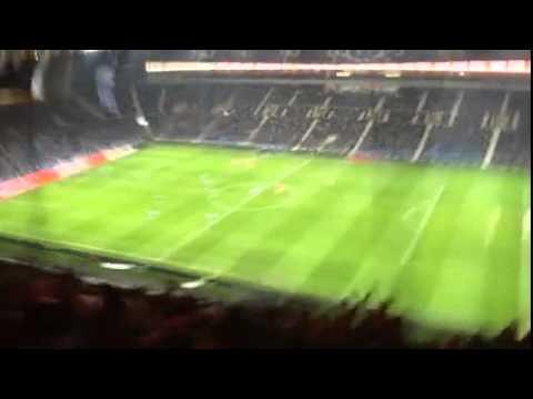 FC Porto 0-2 Benfica - 1º golo de Lima vivido na bancada benfiquista (14/12/2014)