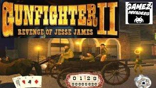 GunFighter 2: The Revenge of Jesse James! Arcade Shooter! Light Gun PS2 Guncon Game